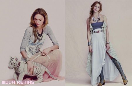 Looks bohemios FREE PEOPLE
