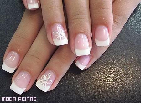 Manicura uñas cuadradas en casa