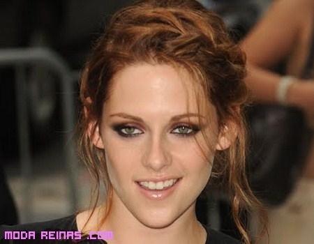 Maquillaje Kristen Stewart paso a paso