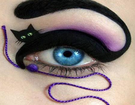 Maquillaje para halloween for Como pintarse de bruja guapa