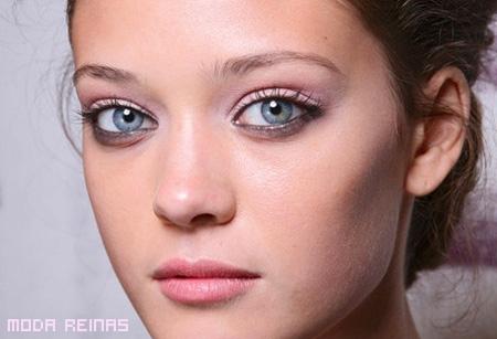 Maquillaje natural para la primavera 2011