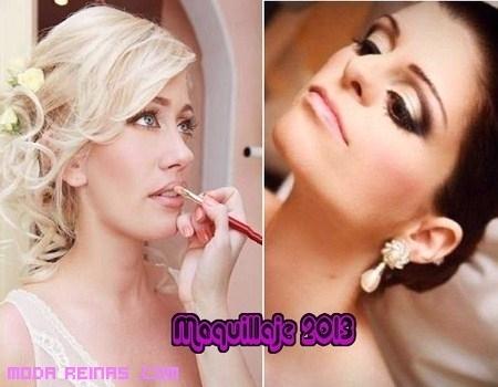 Tendencias en maquillaje de novia