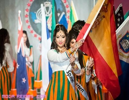 Certamen Miss India Worldwide Spain 2013