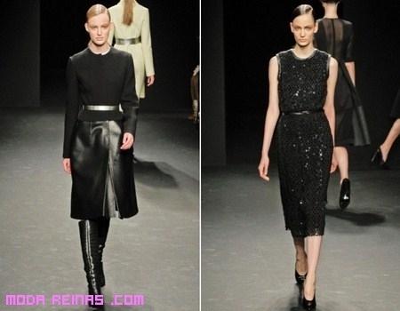 Moda para este otoño de Calvin Klein