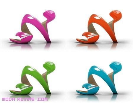Diseño en tus pies con los Mojito Shoes