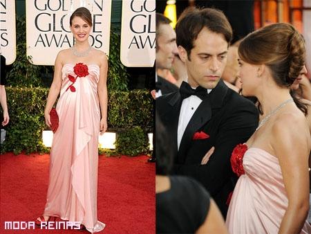 Las mejores vestidas Globo de Oro 2011