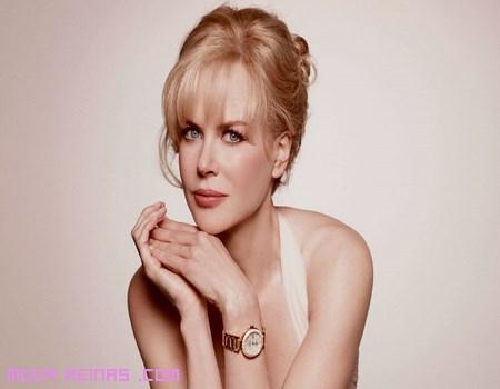 Nicole Kidman vuelve a ser imagen de Omega