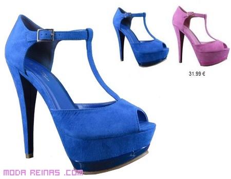 Colección de zapatos Marypaz verano 2013