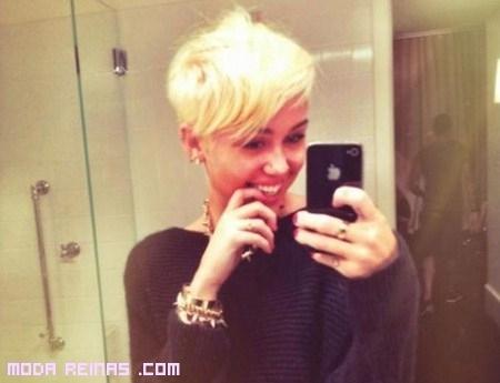 Nuevo look de Miley Cyrus