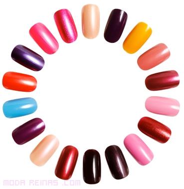 colores llamativos para uñas