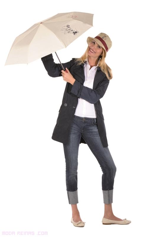Paraguas de moda