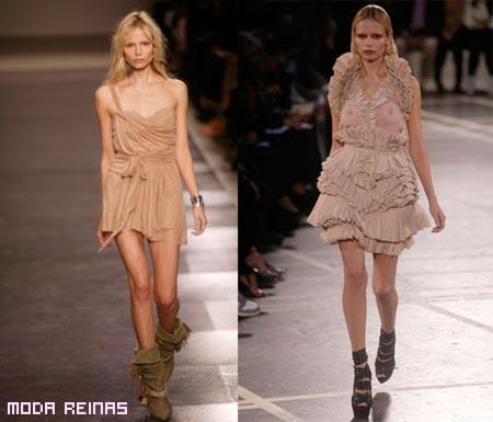 La tendencia más sexy Primavera 2010