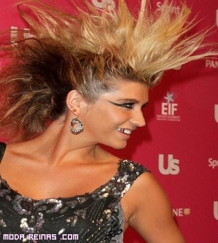 ¡Y ellas con estos pelos!
