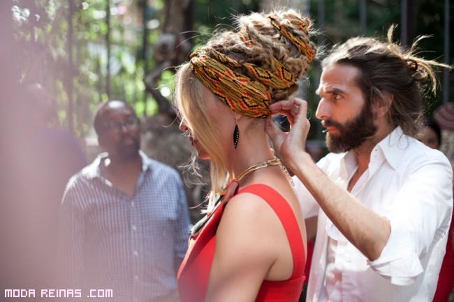 Peinados tradicionales de famosas