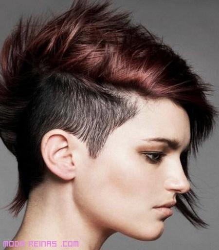 pelo corto de moda