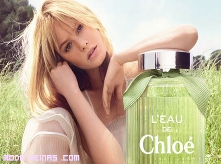Nuevo perfume L´Eau de Chloe