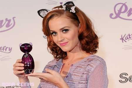 Katy Perry castaña