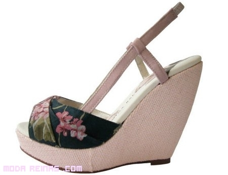 Calzado de Guillermina Baeza