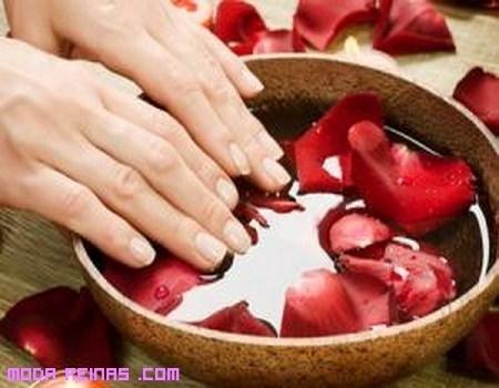 Remedios caseros contra las uñas débiles