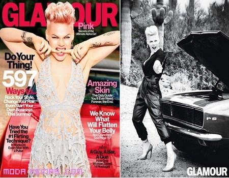 Revistas con tendencias de moda