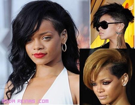 Triunfan los peinados con laterales rapados
