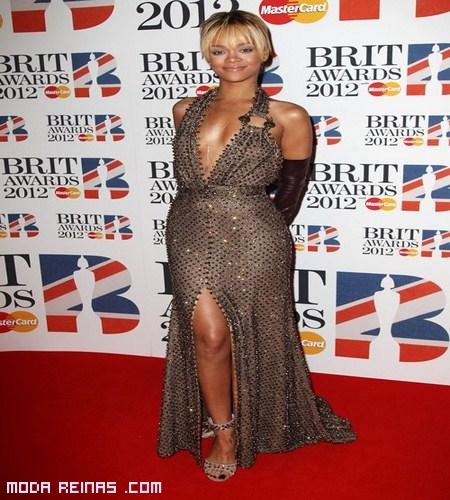 vestidos de Rihanna