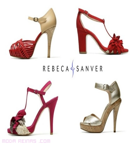 Zapatos exclusivos Rebeca Sanver