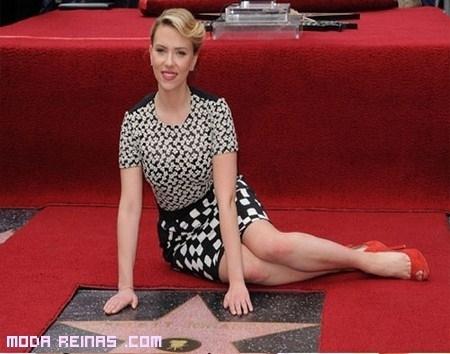 Scarlett Johansson y su buena estrella