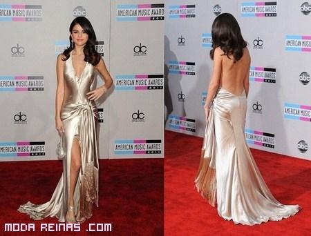 Mejores vestidos de los American Music Awards
