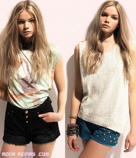 Shorts Pull and Bear 2012
