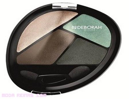 Sombras Deborah, una opción de color para nuestro maquillaje
