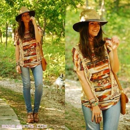 Sombreros de moda para la primavera-verano 2012