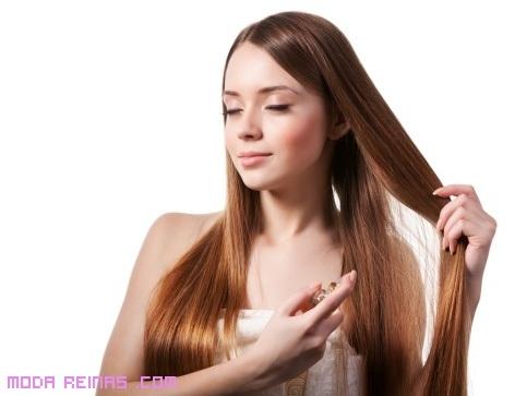 proteger al pelo del calor