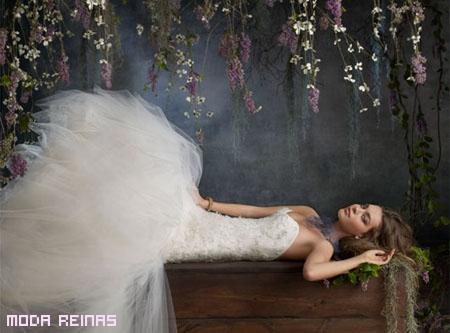 Vestidos de novia 2011, por Tara Keeley