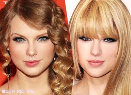 Cambios de looks de las famosas