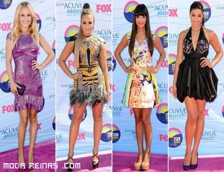 Las famosas peor vestidas
