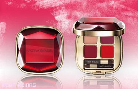 Dolce & Gabbana lanza maquillaje Otoño 2010