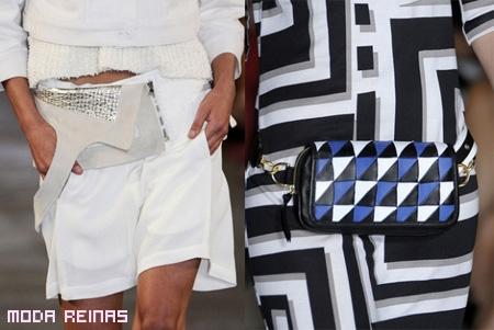Tendencias en bolsos 2011: bolso cinturón