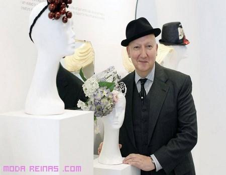Sombreros de lujo gracias a Stephen Jones