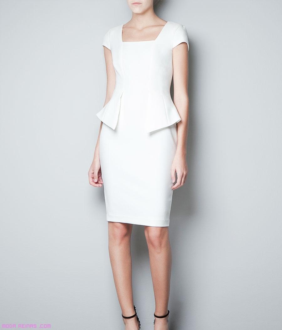 moda mujer en color blanco