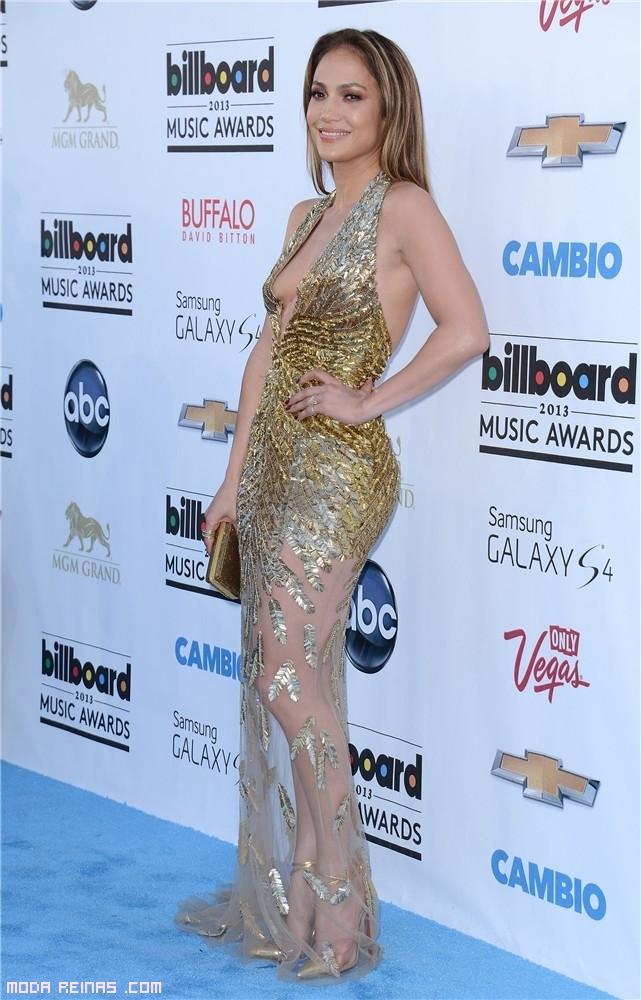 vestidos sexy de Jennifer López