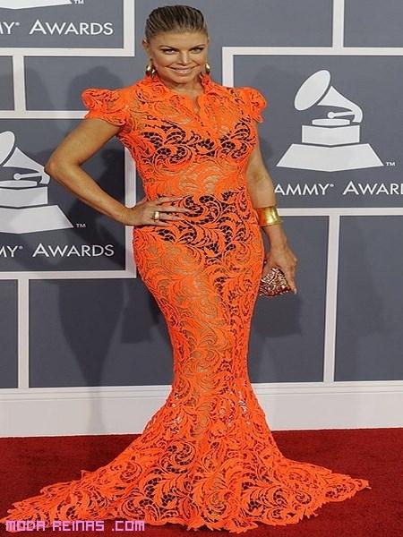 vestidos con encaje de colores
