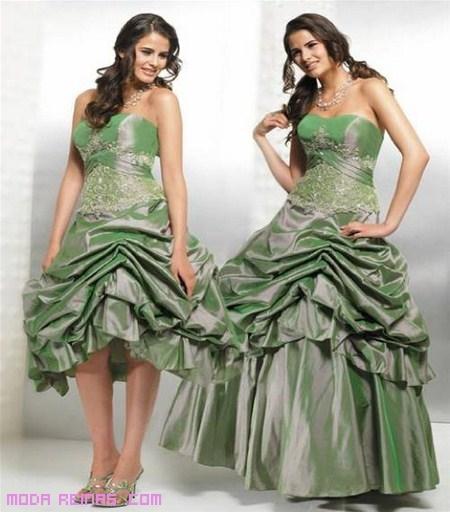 vestidos de moda 2013