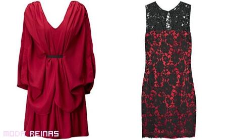 Vestidos-cortos-rojos