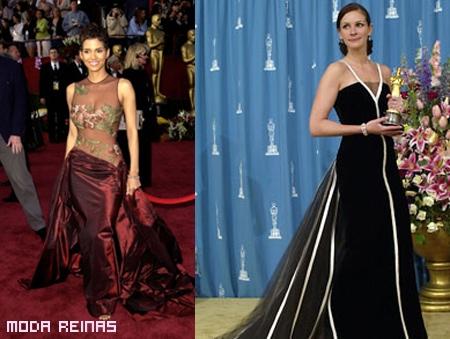 Los mejores y peores vestidos de los Óscars