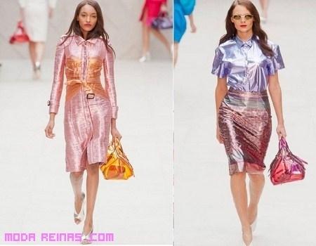 La moda está en Londres, Burberry