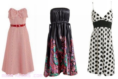 Vestidos para mujeres cuadradas