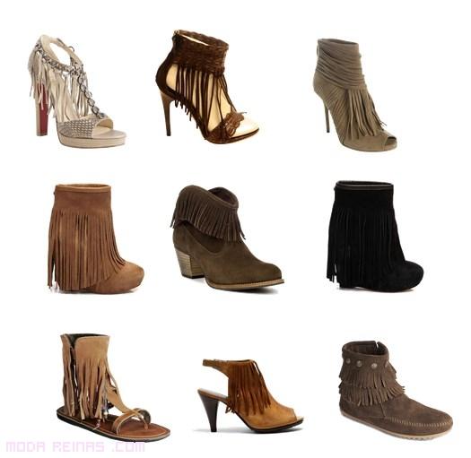sandalias y cuñas de moda