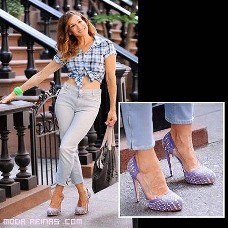 Zapatos de las Celebrities diseñados por Brian Atwood