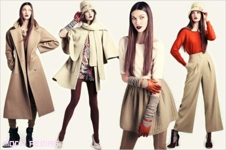 colección abrigos 2012